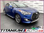 2016 Hyundai Veloster Turbo Tech+GPS+Pano Roof+Leather+Camera+BK Sensors in London, Ontario