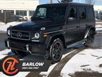 2015 Mercedes-Benz G-Class 4dr G 63 AMG in Calgary, Alberta