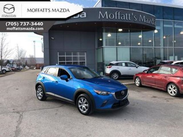 2017 MAZDA CX-3 GX  - $138 B/W in Barrie, Ontario