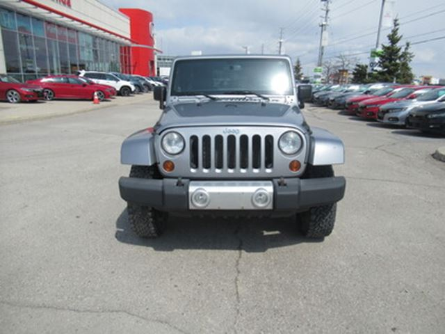 2013 Jeep Wrangler Unlimited 4WD 4dr Sahara   GOOD CONDITION in