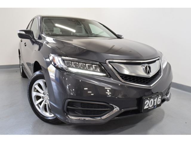 2016 Acura RDX Tech at in