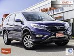 2016 Honda CR-V SE   AWD   NO ACCIDENTS   1-OWNER  SISLEY ORIGINAL in Thornhill, Ontario