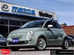2014 Fiat 500 2dr HB Lounge Finance Available Tradein Accepted in Markham, Ontario