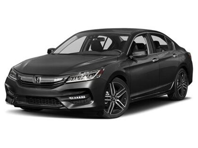 2017 Honda Accord Trim in