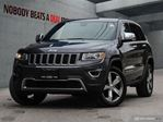 2016 Jeep Grand Cherokee 4WD 4dr Limited in Mississauga, Ontario