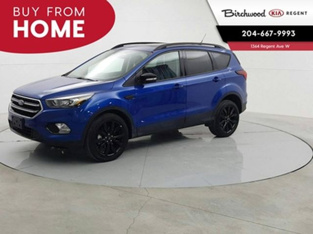 2019 Ford Escape Titanium 4WD*Accident Free/Trailer Tow Package* in