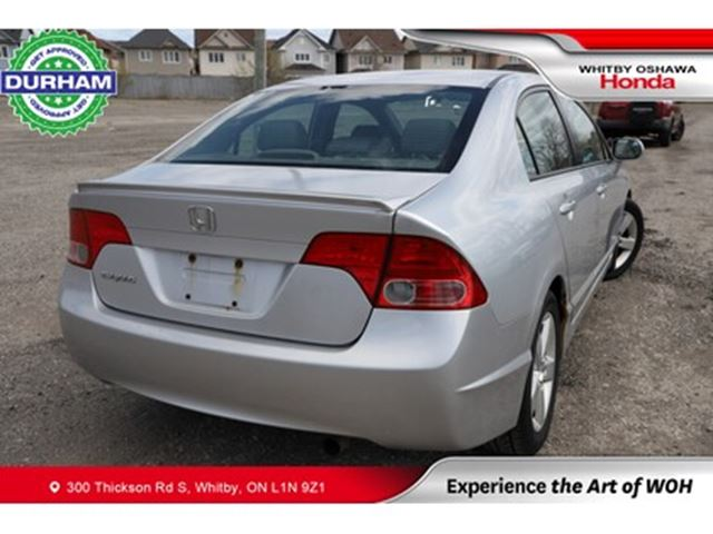 2008 HONDA CIVIC 4dr Auto EX-L in Whitby, Ontario