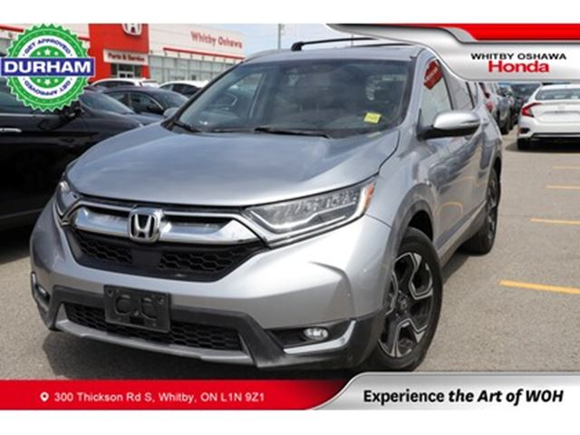 2017 HONDA CR-V AWD 5dr Touring in Whitby, Ontario