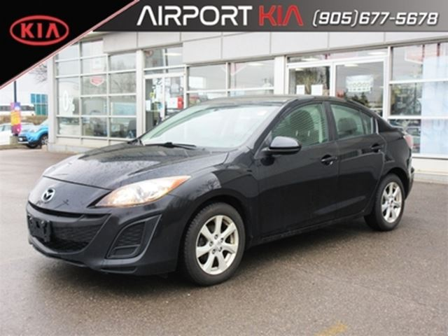 2011 MAZDA MAZDA3 GX / Power package / Allow rims / Winter and All S in Mississauga, Ontario