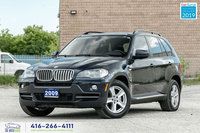2009 BMW X5 xDrive 35d|Navi|Backup Cam|Leather|Pano.Roof in Toronto, Ontario