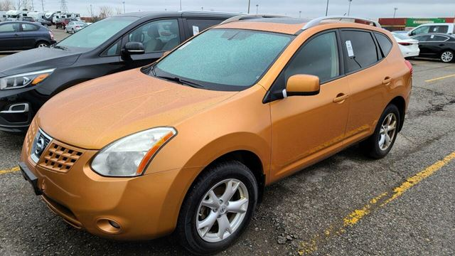 2008 NISSAN ROGUE SL AWD|Keyless Entry|Alloys|PaddleShifters in Toronto, Ontario