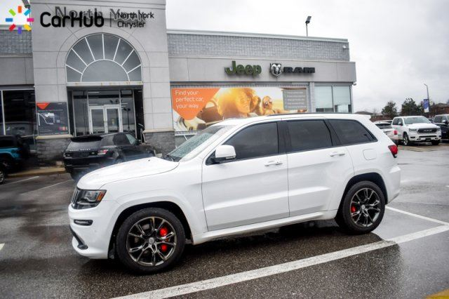 2016 JEEP GRAND CHEROKEE SRT in Thornhill, Ontario