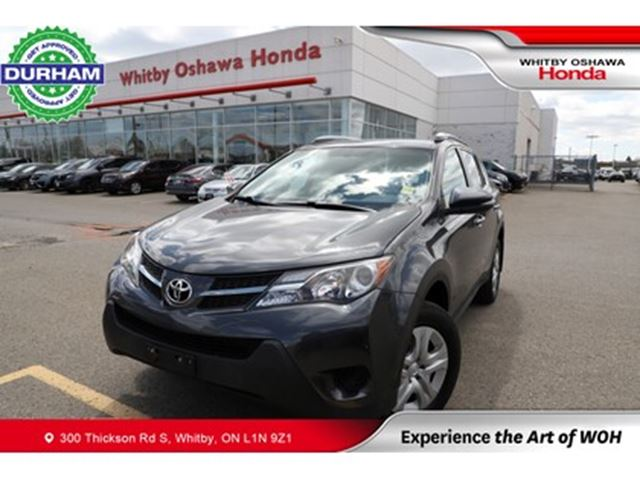 2015 Toyota RAV4 FWD 4dr LE in