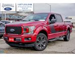 2018 Ford F-150 XLT 4WD SuperCrew 5.5' Box in Cambridge, Ontario