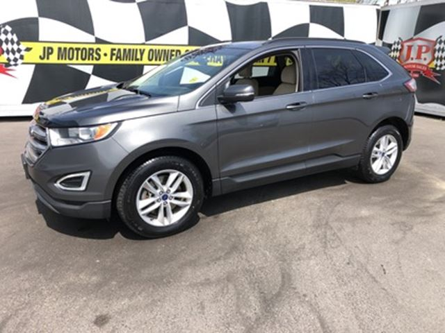 2016 Ford Edge SEL, Automatic, Back Up Camera, AWD in