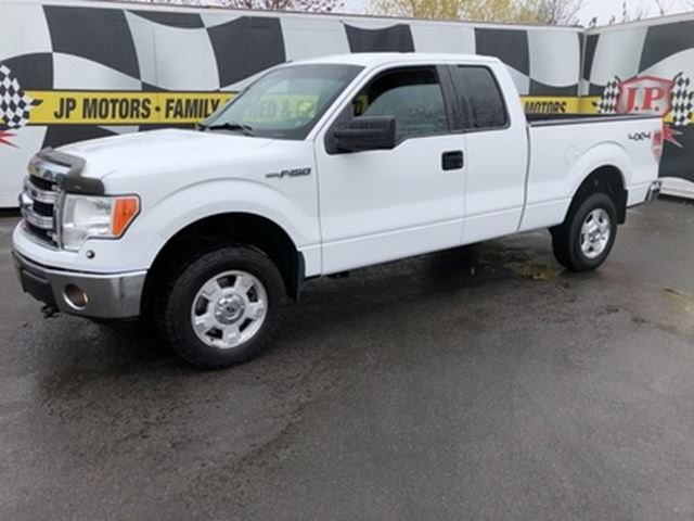 2014 Ford F-150 XLT, Extended Cab, 4x4,124,000km in