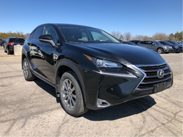 2017 LEXUS NX 200T 6A LEATHER ROOF in Ottawa, Ontario