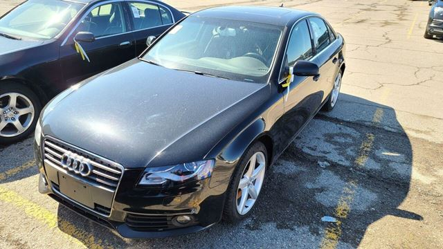 2011 AUDI A4 2.0T Premium Plus|Navigation|Leather|Backup Cam in Toronto, Ontario