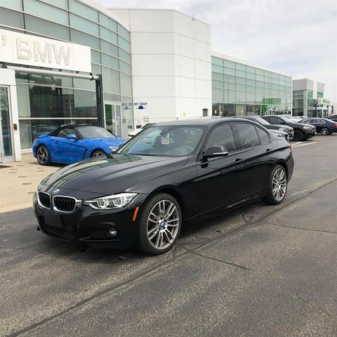 2018 BMW 330 i xDrive INCOMING INVENTORY in Oakville, Ontario
