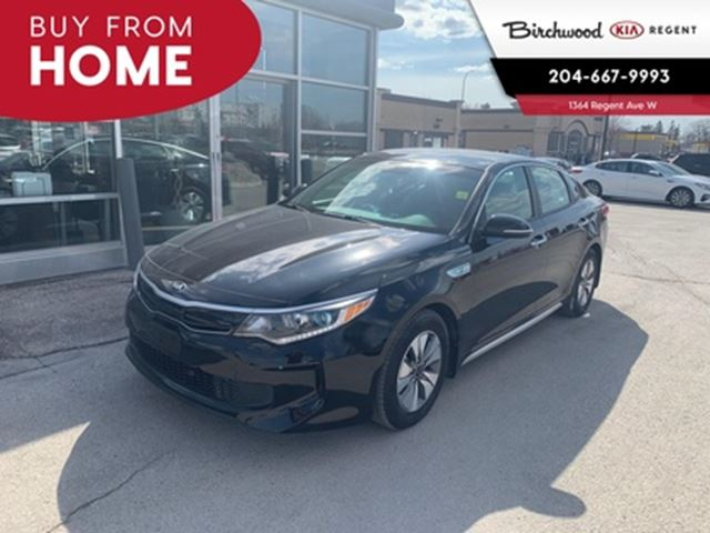2017 Kia Optima LX Hybrid*Accident Free/Local Trade/One Owner* in