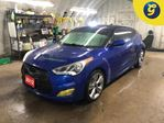2012 Hyundai Veloster Coupe w/Tech * Navigation * Leather * Sunroof * in Cambridge, Ontario