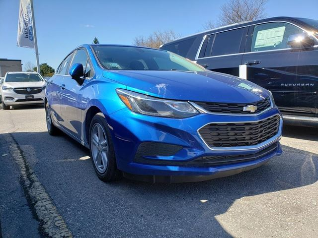 2017 Chevrolet Cruze LT SUNROOF/BACKUP CAM/HTD SEATS/BOSE SOUND in