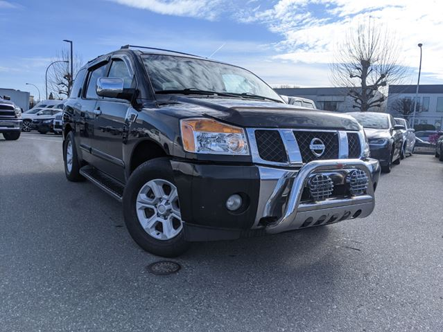 2004 Nissan Armada  Wholesale Direct / Loaded w/ Options in