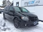 2019 Dodge Grand Caravan GT LEATHER, HEATED SEATS, ALLOYS, PWR DOORS!! in North Bay, Ontario