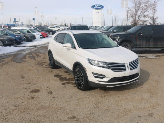 2017 LINCOLN MKC RESERVE, 300A, AWD, LTHR,HEATED/COOLED SEATS, NAV, POWER LIFTGATE, KEYLESS ENTRY, POWER LIFTGATE, SYNC3, HEATED MIRRORS in Edmonton, Alberta