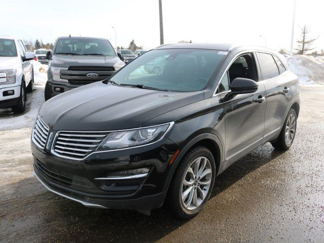 2018 LINCOLN MKC SELECT, 200A, 2.0L TURBOCHARGED, AWD, LTHR, PANORAMIC ROOF, CLIMATE PKG, POWER LIFTGATE, KEYLESS ENTRY, SYNC3, LED TAIL LIGHTS, HEATED MIRRORS in Edmonton, Alberta