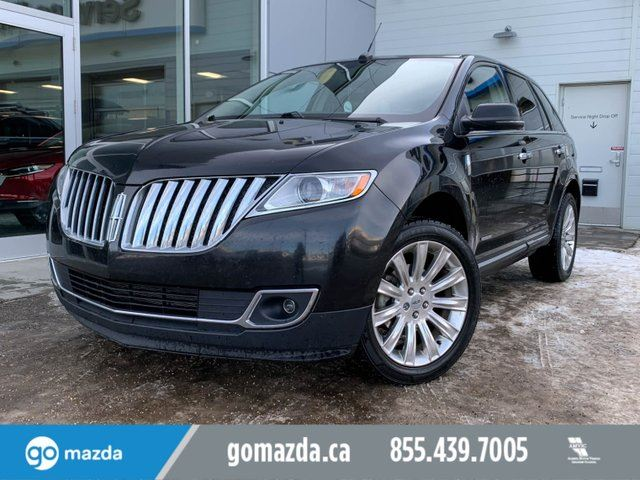 2013 LINCOLN MKX BASE - LEATHER, SUNROOF, NAV, LUXURIOUS AND FUN TO DRIVE in Edmonton, Alberta