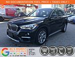 2019 BMW X1 xDrive28i - Leather / Pano Sunroof / Nav / Local in Richmond, British Columbia