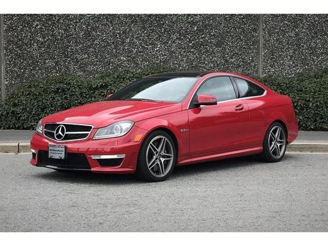 2012 Mercedes-Benz C-Class Coupe in