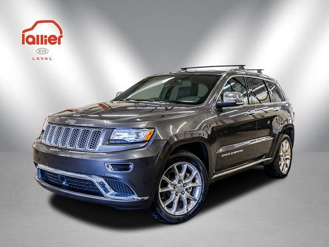 2015 JEEP GRAND CHEROKEE Summit in Laval, Quebec