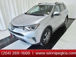2017 Toyota RAV4 LE *Always Owned In MB!* in Winnipeg, Manitoba