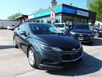 2018 Chevrolet Cruze LT Auto HEATED SEATS, BACKUP CAM!! in North Bay, Ontario