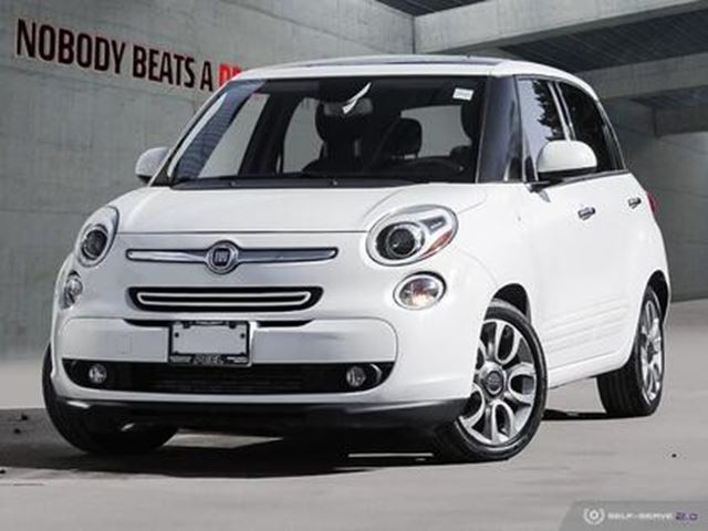 2014 FIAT 500L 5dr HB Sport*New Brakes* in Mississauga, Ontario