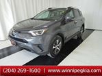 2018 Toyota RAV4 LE AWD *Heated Front Seats, Backup Camera and More!* in Winnipeg, Manitoba