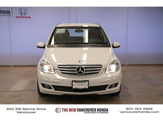 2008 MERCEDES-BENZ B-CLASS           in Vancouver, British Columbia