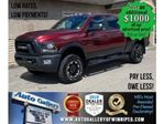 2017 Dodge RAM 2500 4WD Crew/Power Wagon ONLY 56,356 KMS ! (incoming) in Winnipeg, Manitoba