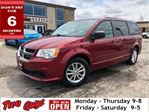 2014 Dodge Grand Caravan SXT   DVD   UConnect   Alloys   Bluetooth in St Catharines, Ontario