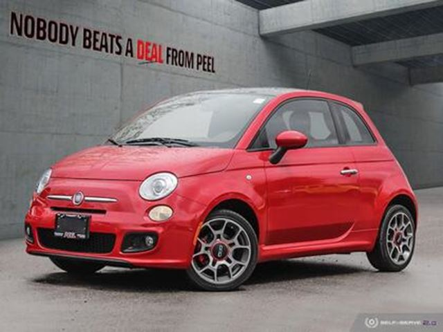 2012 FIAT 500 2dr HB Sport in Mississauga, Ontario