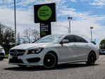 2016 Mercedes-Benz CLA250 4MATIC   LEATHER   NAV   LOW KM in Fonthill, Ontario