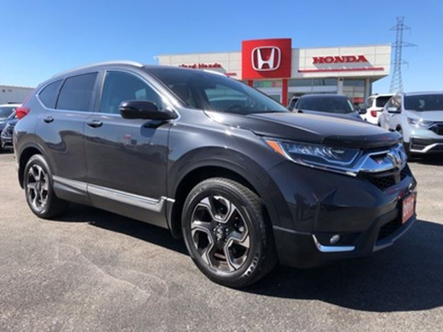 2017 Honda CR-V AWD 5dr Touring in