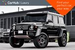2017 Mercedes-Benz G-Class G 550 4x4 Squared H/K Sound.Sunroof.Nav.Carbon Int.Heat Seats in Thornhill, Ontario
