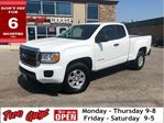 2016 GMC Canyon Ext Cab   Pwr Seat   B/Up Cam   Great Tires in St Catharines, Ontario