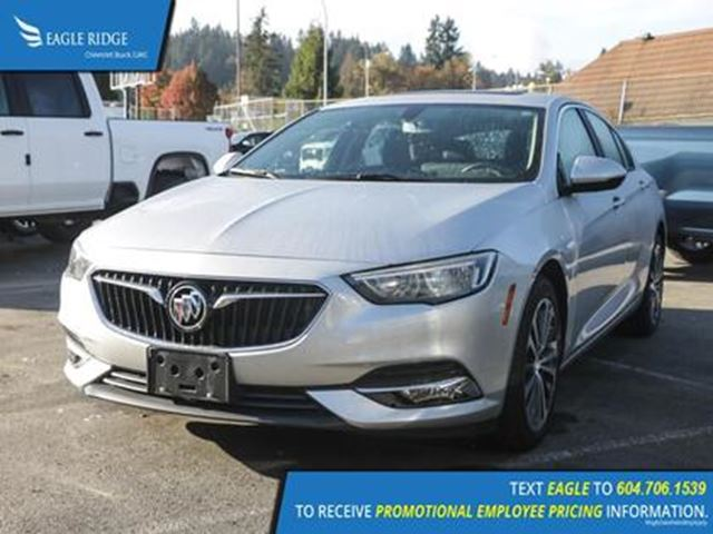 2019 BUICK REGAL Essence Apple CarPlay & Android Auto, Backup Camer in Coquitlam, British Columbia