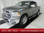 2011 Dodge RAM 1500 BIG HORN *Collision Free, Always Owned In MB!* in Winnipeg, Manitoba