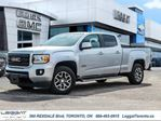 2018 GMC Canyon DIESEL   1-OWNER   NO ACCIDENTS   LOADED !! in Etobicoke, Ontario