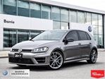 2017 Volkswagen R32 5-Dr 2.0T 4MOTION 6sp VW Service History in Barrie, Ontario